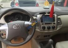 Xe Toyota Innova 2.0E đời 2014, màu bạc chính chủ, 705tr