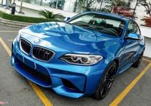 Bán ô tô BMW M2 xanh đặc biêt tại Đà Nẵng