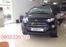 Bán Ford EcoSport 1.5L AT Titanium mới tại Bắc Ninh, màu đen, giá bán cạnh tranh