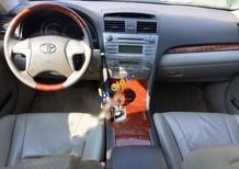 Bán Toyota Camry 2.4G đời 2007, màu đen số tự động, 615tr