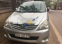 Cần bán lại xe Toyota Innova năm 2008, màu bạc, giá 509tr