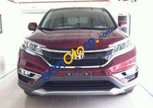 Honda CRV 2.4L 2017 khuyến mãi quá khủng giảm đến 60 triệu tại Quảng Bình