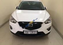 Auto Hòa Bình bán Mazda CX 5 2.0AT đời 2015, màu trắng, xe tư nhân chính chủ Hải Phòng