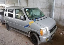 Cần bán Suzuki Wagon R + đời 2002, màu bạc, giá chỉ 98 triệu
