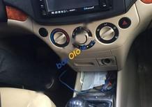 Bán xe Daewoo Gentra SX đời 2007, màu xám