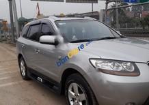 Bán Hyundai Santa Fe MLX sản xuất 2008, màu bạc, nhập khẩu, không một vết xước, máy gầm nguyên bản