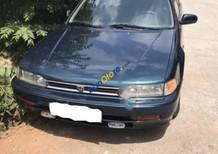 Bán Honda Accord màu xanh, số sàn, đời 1992, đăng ký 1996