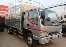Hải Phòng xe xải Jac 7 tấn, 7 tấn rưỡi thùng bạt, thùng kín giá rẻ 0936598883