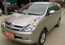 Auto Hoàng Thư bán lại xe Toyota Innova G đời 2007, màu bạc