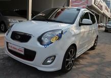 Bán Kia Morning, màu trắng, Sx T12/ 2011, xe cá nhân