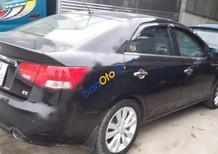Bán Kia Forte SX đời 2010, màu đen số tự động