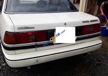 Xe Toyota Corona sản xuất 1987, màu trắng, nhập khẩu
