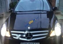 Cần bán lại xe Mercedes R 500 đời 2005, màu đen, nhập khẩu chính hãng