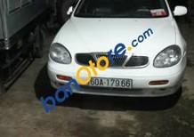 Bán xe cũ Daewoo Lacetti CDX đời 2001, màu trắng, nhập khẩu, giá chỉ 135 triệu