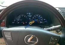 Bán ô tô Lexus LS 460 đời 2008, màu đen, xe nhập chính chủ