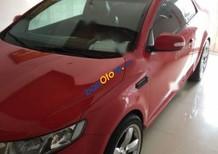 Bán Kia Cerato 2010, màu đỏ, nhập khẩu