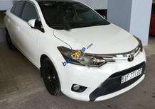 Cần bán Toyota Vios đời 2016, màu trắng