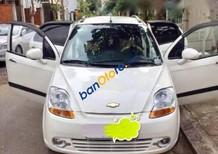 Cần bán Chevrolet Spark đời 2009, màu trắng, 129tr