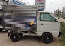 Cần bán xe Suzuki Super Carry Truck 2017, màu trắng, 239tr, mua xe tặng thùng