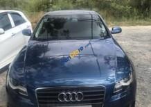Cần bán lại xe Audi A4 đời 2010, nhập khẩu nguyên chiếc