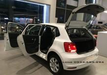 Còn 1 xe duy nhất Volkswagen Polo Hatchback màu trắng 2016 nhập khẩu - Quang Long 0933689294
