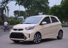 Kia Thái Bình bán Bán ô tô Kia Morning SI AT sản xuất 2017, Khuyến mãi cực SOCK, hỗ trợ vay vốn 80%