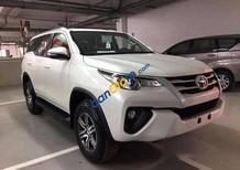 Bán xe Toyota Fortuner đời 2017, màu trắng, giá chỉ 981 triệu