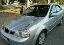 Bán xe Daewoo Lacetti CDX năm sản xuất 2007, màu bạc, 230tr