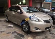 Bán xe cũ Toyota Vios 1.5G đời 2013, màu vàng, xe tên tư nhân còn rất mới, vỏ đẹp, chắc chắn