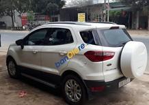 Bán xe cũ Ford EcoSport đời 2016, màu trắng, máy móc vận hành tốt