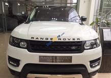 Bán xe Landrover Range Rover Sport SE - 2017 giá xe 2018 - xe nhập - màu trắng