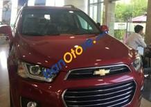 Bán Chevrolet Captiva đời 2016, màu đỏ, giá 879tr