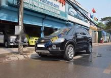 Cần bán gấp Chevrolet Captiva LTZ sản xuất năm 2010, màu đen