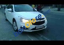 Bán xe cũ Chevrolet Cruze đời 2016, màu trắng còn mới, giá chỉ 520 triệu