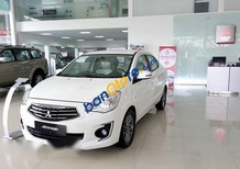 Cần bán xe Mitsubishi Attrage đời 2017, màu trắng, nhập khẩu chính hãng