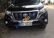 Cần bán lại xe Toyota Prado đời 2014, màu đen như mới