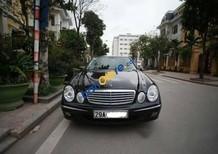 Cần bán xe Mercedes E240 2002, màu đen chính chủ