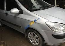 Chính chủ bán xe Hyundai Getz MT đời 2010, màu bạc số sàn