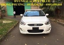 Bán xe Hyundai Accent 2017, màu trắng, nhập khẩu chính hãng, giá chỉ 531 triệu