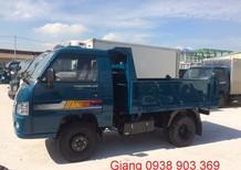 Xe tải ben Thaco Foton & Damler FLD250 2.5 Tấn/1,8 khối chạy trong thành phố