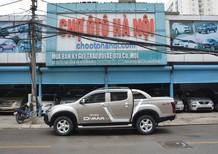 Cần bán gấp Isuzu Dmax 4*4 2015, màu bạc, nhập khẩu chính hãng