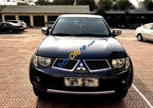 Bán Mitsubishi Triton MT đời 2010, màu đen, nhập khẩu