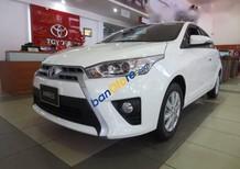 Bán xe Toyota Yaris 1.5G SX 2017, màu trắng, xe nhập
