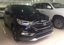 Cần bán lại xe Honda CR V 2.4 đời 2016, màu đen số tự động