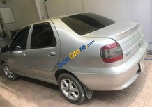 Bán xe cũ Fiat Siena đời 2003, màu bạc xe gia đình