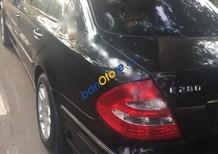 Bán xe Mercedes E280 màu đen, xe nhà sử dụng, bảo dưỡng kỹ, còn mới
