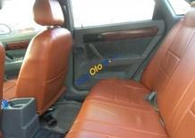 Cần bán lại xe Daewoo Lacetti 2009, màu bạc số sàn