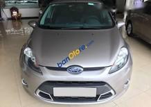 Cần bán Ford Fiesta S 2011, màu bạc