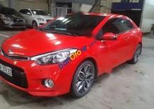 Cần bán gấp Kia Cerato Koup 1.6 năm 2014, màu đỏ, xe cũ