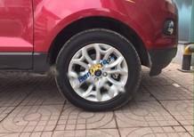 Cần bán Ford EcoSport Titanium 1.5AT đời 2017, màu đỏ, giá tốt